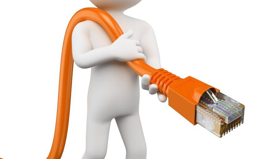 ネット環境を構築したいならlanケーブル